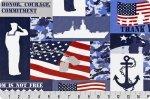 Sailor Digital Cuddle 60 - Navy