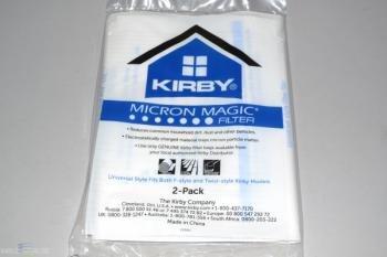 Kirby 3M Filtrete G3-Avalir F Bags 2pk