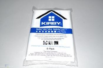 Kirby 3M Filtrete G3-Avalir F Bags 6pk