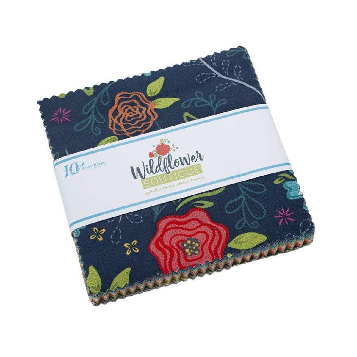 Wildflower Boutique 5 Stacker 42pcs