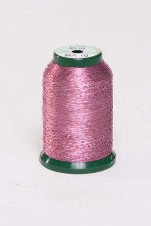 Metallic Kingstar MA10 1000M - Carnation Pink