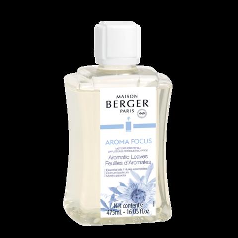 Aroma Focus Mist Diffuser Fragrance- Aromatic Leaves  475ml - 16 oz