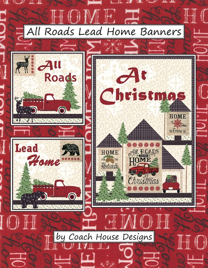 All Roads Lead Home Banner Kit