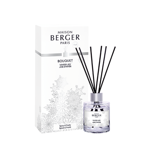 Winter Joy Pre-filled Reed Diffuser - Spicy and Fruity