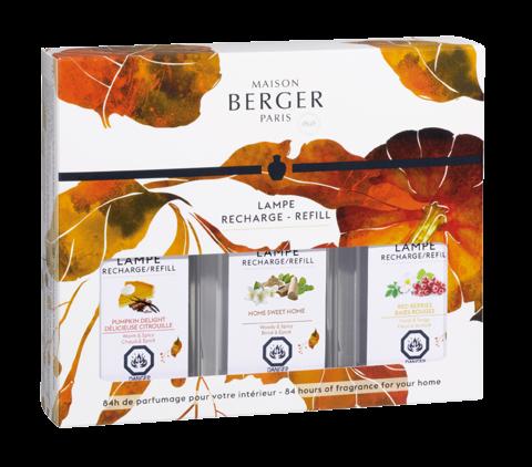 Seasonal - Wintersonal Lamp Fragrance Trio Pack