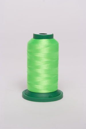 Exquisite Fine Line 60 wt Polyester 1500 M - Neon Green