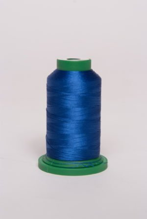 Exquisite Fine Line 60 wt Polyester 1500 M - Blue Suede