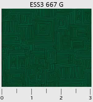 Bear Essentials 3 - Maze Green - ESS3 00667G