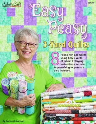 Bk - Easy Peasy 3-Yard Quilts