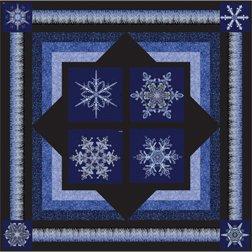 Starry Night Quilt Kit