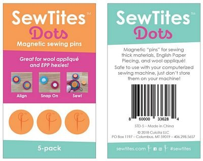 SewTites Dots 5 Pack