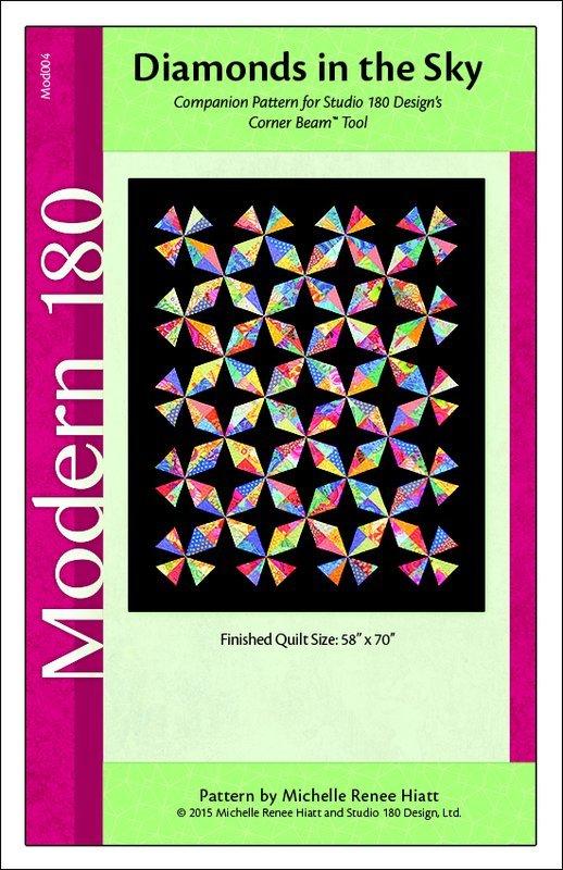 Diamonds in the Sky Mod004