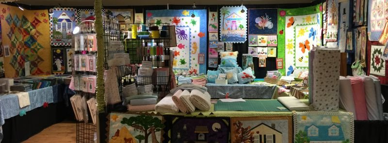 Welcome To Heritage Quilt Shop