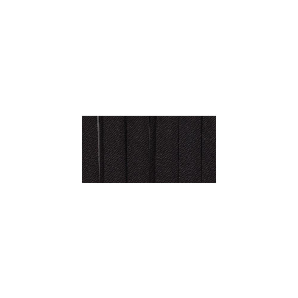 Double Fold Bias Tape 1/ 4'' 4 Yards Color 031 Black Wrights