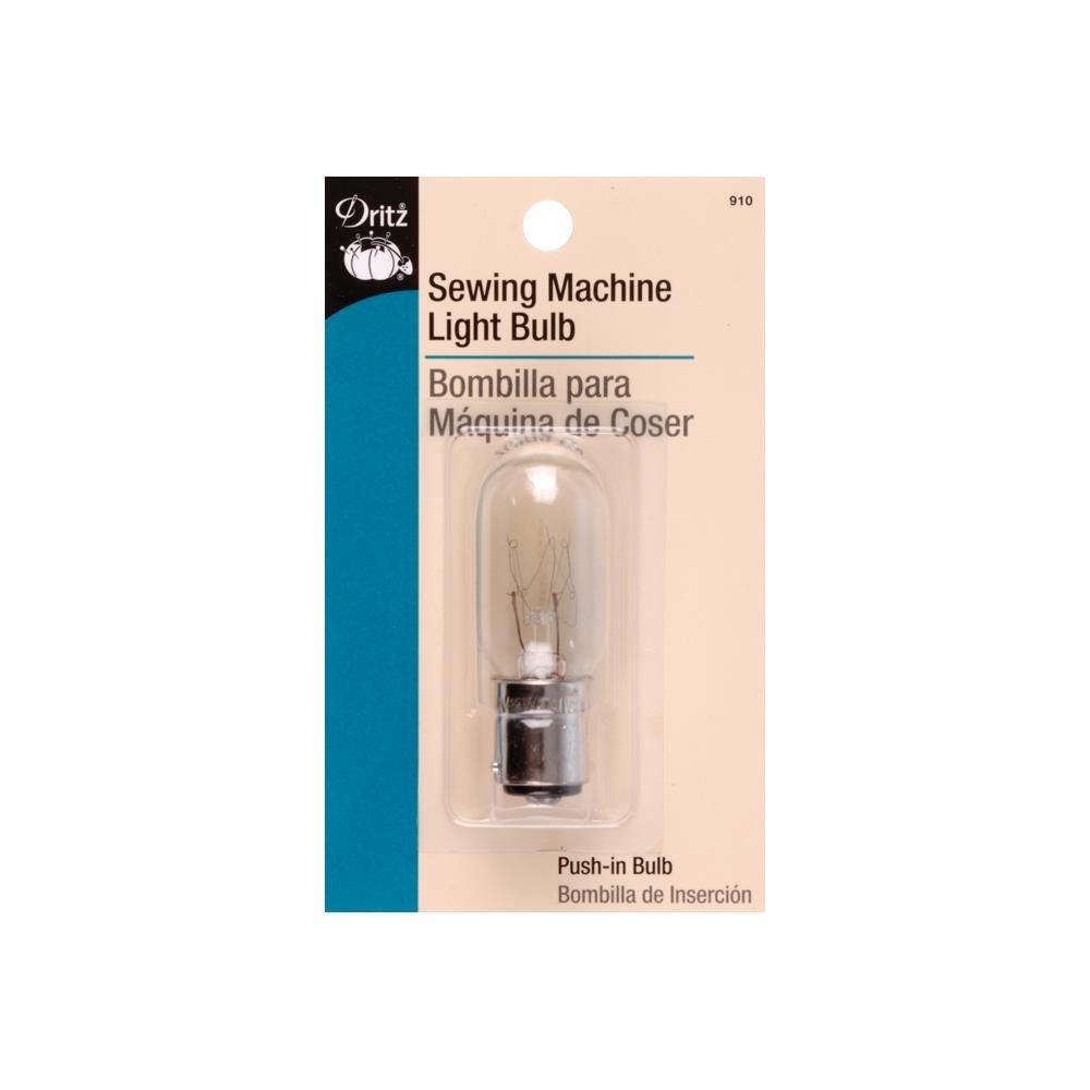 Light Bulb Push In