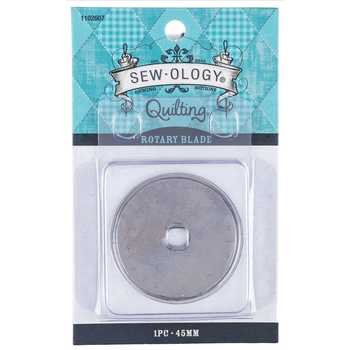 Rotary Blades Sew-ology 45mm Replacement Rotary Blade 1/pk