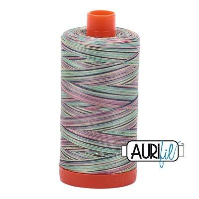 Aurifil Thread Cotton Mako 50wt - 1422 yrds/1300m-Marrakesh #3817