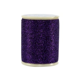 Razzle Dazzle #259 Purple Velvet 110 yd. Spool By Ricky Tims