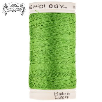 Sew-Ology Poly Embroidery Thread 600 yds/548m Sage #1832