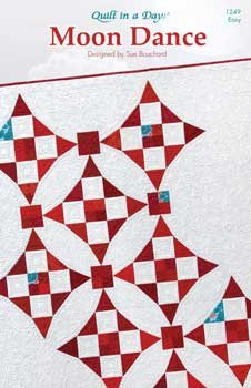 Moon Dance Pattern Quilt in a Day