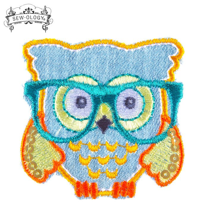 Owl With Glasses - Images and Photos Imagenclap.Co