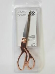 Scissors Loops and Threads 9.5 Tailor Ultra Sharp Forged Scissor