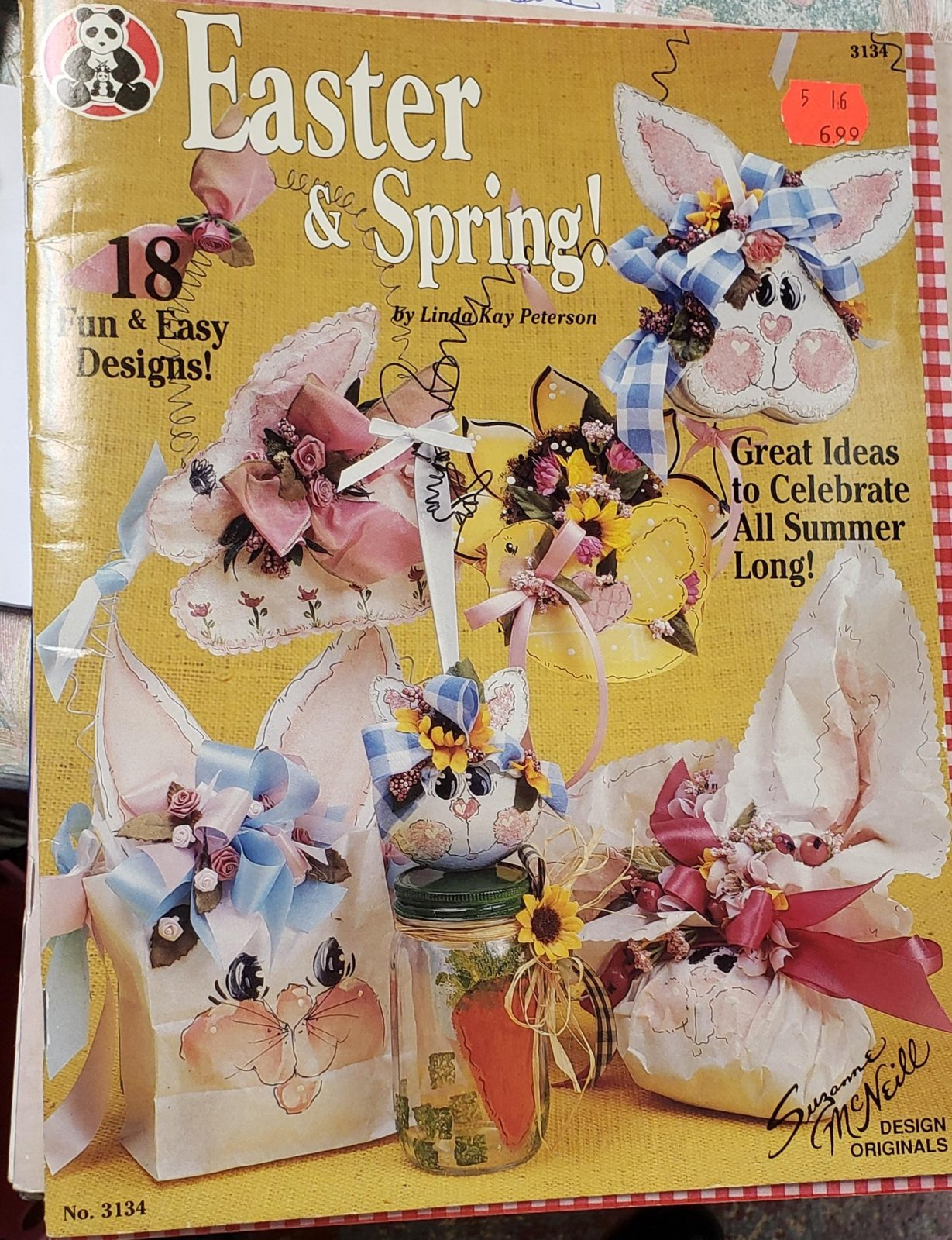 Easter & Spring Crafts by Suzanne McNeill