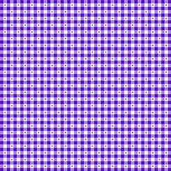 Sorbets GINGHAM Purple 23691-V