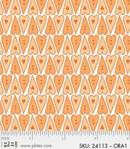 P&B Basically Hugs 100% Cotton - Orange #24113
