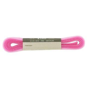 Notions Sew-Ology Pink 3/4 Sew-On Hook & Loop Hank