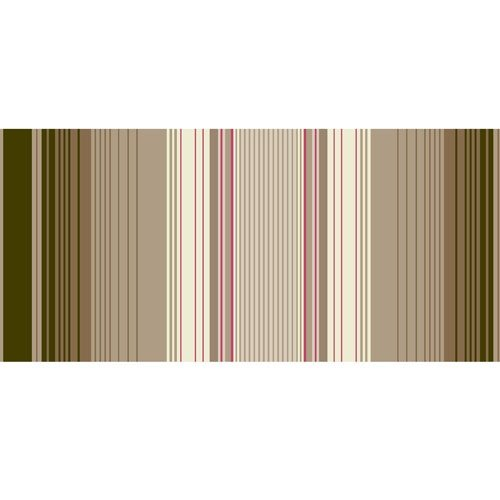 Quilting Treasures Waverly Imperial Olive Stripe 23921-G 44/45 Fabric Cotton