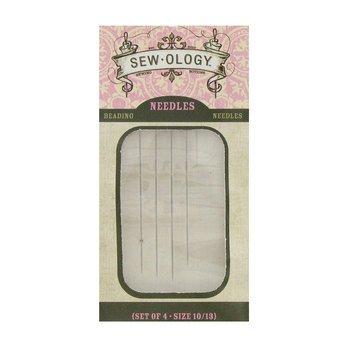 Sew-Ology Size 10/13 Beading Hand Needles