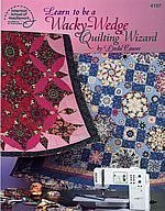 Learn to be a Wacky-Wedge Quilting Wizard