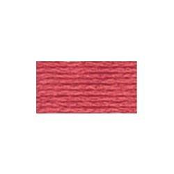 Thread Embroidery DMC Pearl Cotton Thread Size 5 Color Dark Salmon 27.3 yards
