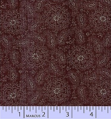 Reproduction Print Molly B's Studio 4636 Red 44/45'' 100% Cotton Marcus Brothers