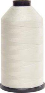 Superior Threads #002 White - Bonded Nylon Thread size #69