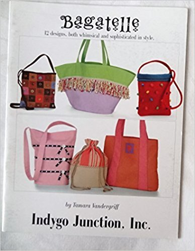 Book Bagatelle: 12 Designs Both Whimsical and Sophisticated in Style Paperback