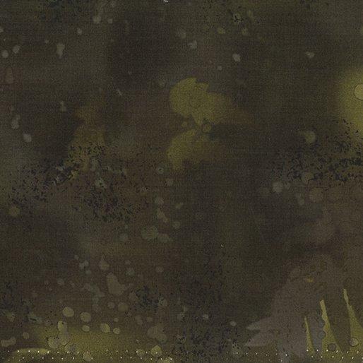 Fossil Fern 00528-61 Deepest Moss Benartex 44/45 100% Cotton