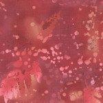 Fossil Fern 00528-HH Clay Red Benartex 44/45