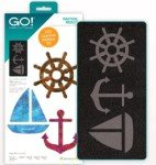 Accuquilt GO! Nautical Medley Limited Edition Die