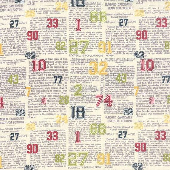 Remnant 29 x WOF VARSITY 5591 11 by Sweetwater for MODA