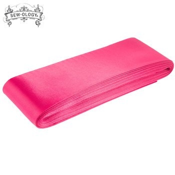 Blanket Binding Satin 2 inch 4 3/4 yards Hot Pink Sew-Ology