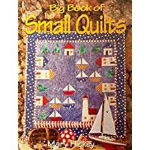 Book Big book of small quilts by Mary Hickey