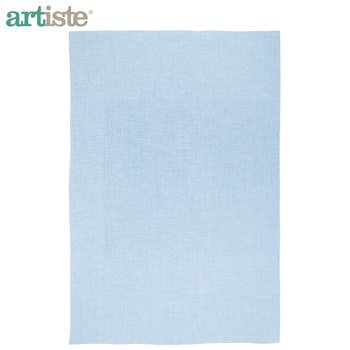 Cross Stitch Fabric Aida Cloth 18 Count Blue 1pc 12x18 Baby Blue