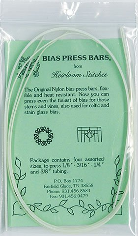 Heirloom Stitches Bias Press Bars