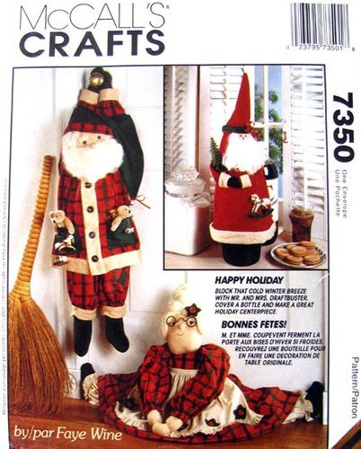 Craft Sewing Pattern Home Decorations Mccall S 7350