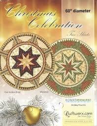 Christmas Tree Skirt Foundations Pattern