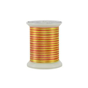 Superior Threads Rainbows #841 Neons 40wt 500yd
