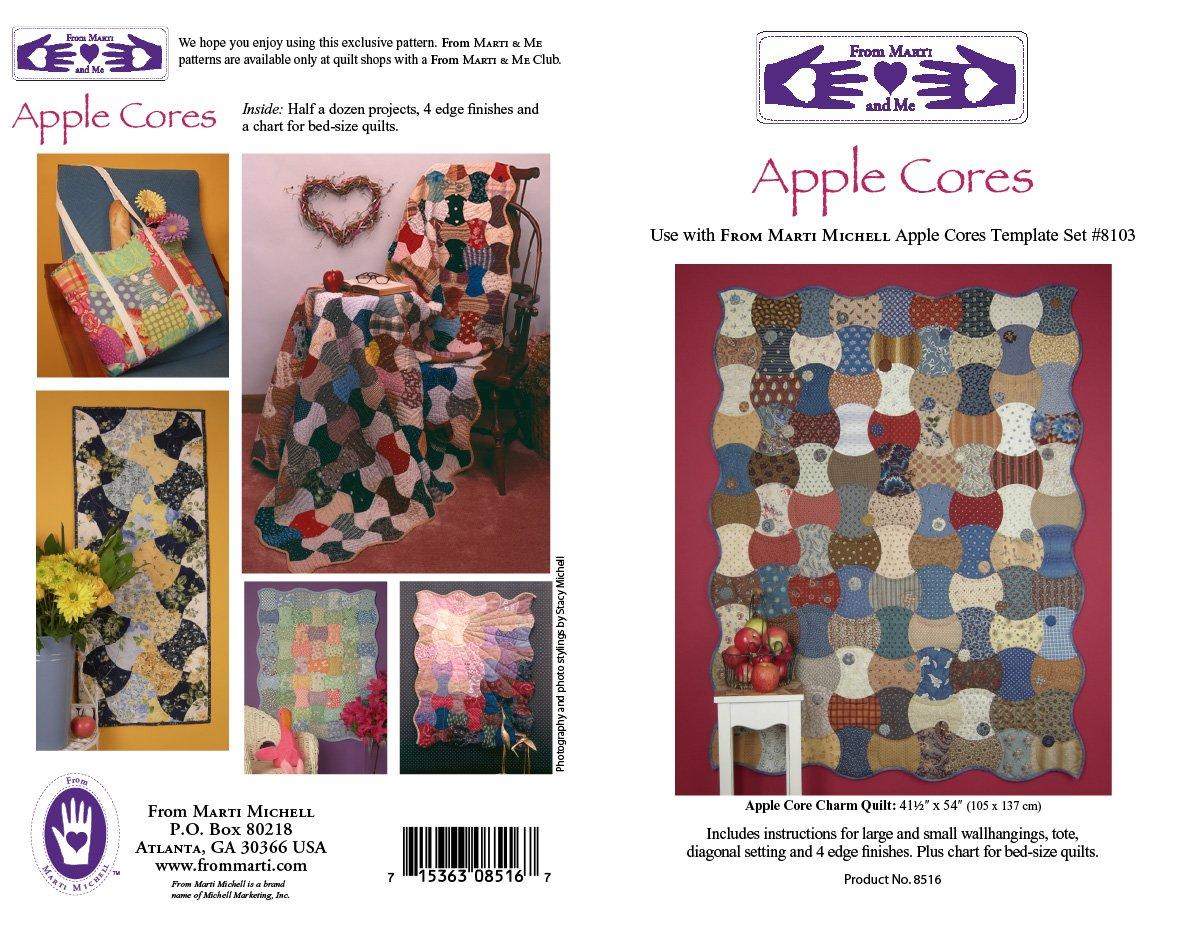 Apple Cores Pattern Marti Michell