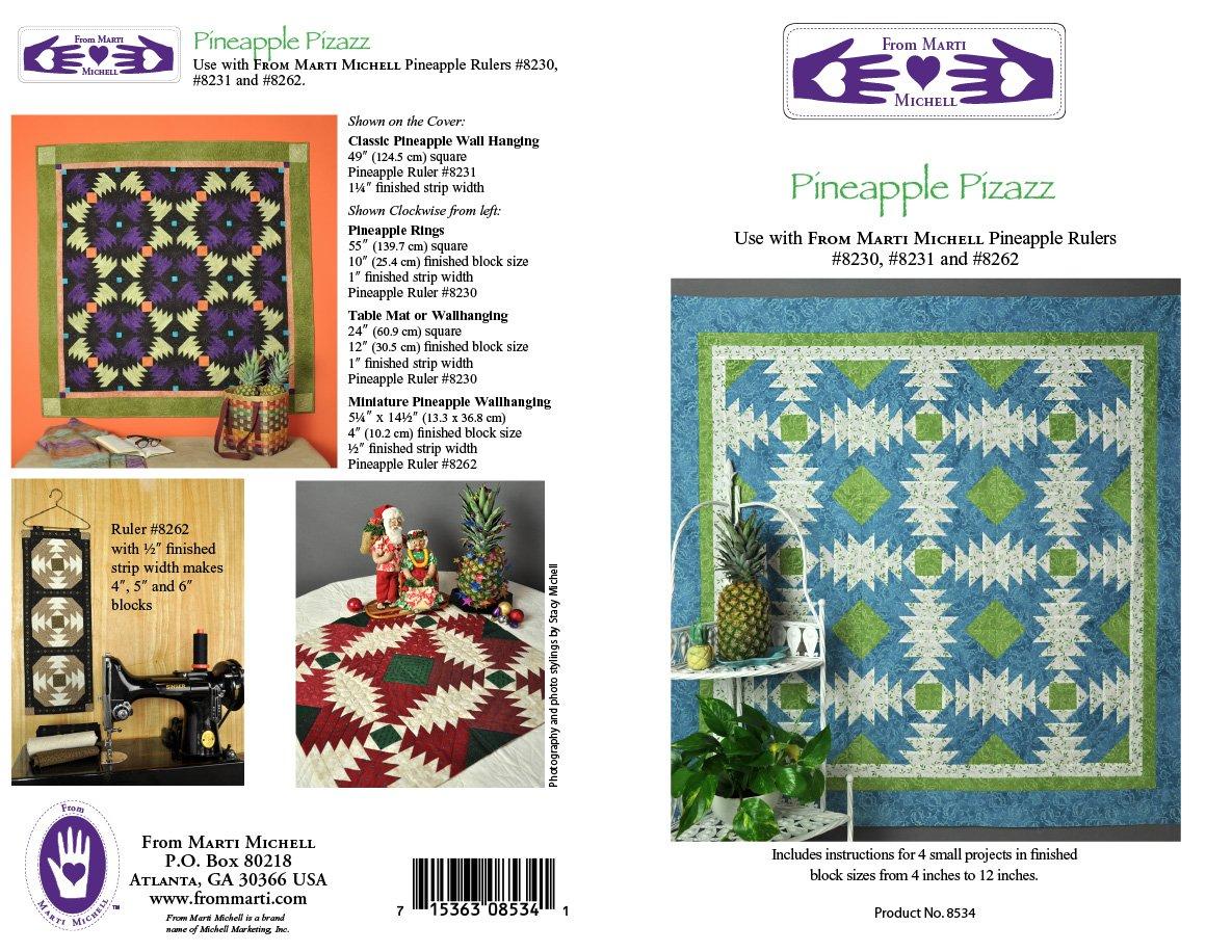 Pineapple Pizazz Projects Pattern